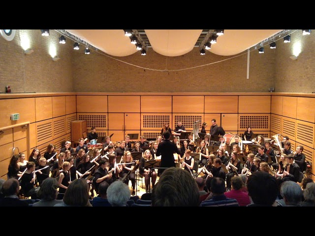 Blowsoc Concert Band: Greatest Showman Medley