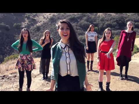 """Counting Stars"" by OneRepublic - cover by Cimorelli"