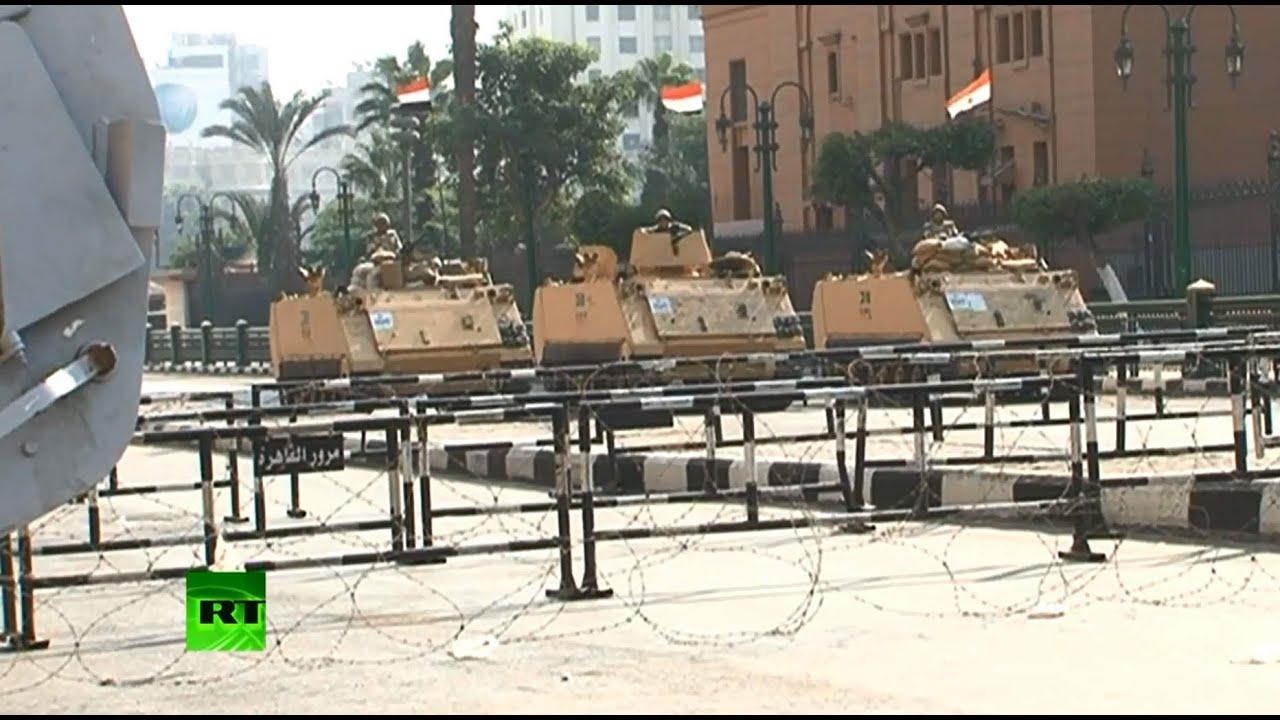 Суд над Мурси: египтяне не надеются на справедливость