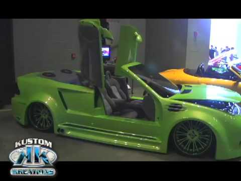 Custom Widebody W Spinning Suicide Lamborghini Doors