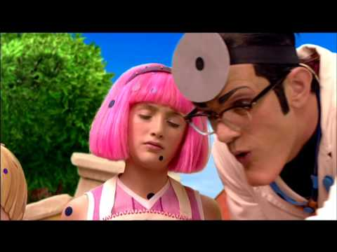 LazyTown  Dr Zgagovec