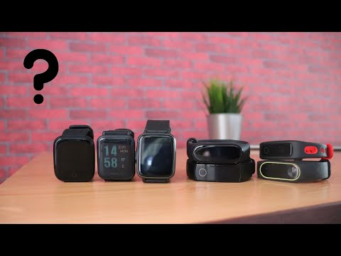 Smartwatch vs Fitness Watch vs Smart bands   Buying Guide