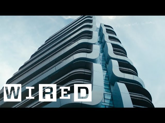 Canaletto Tower: a community living the high life   WIRED