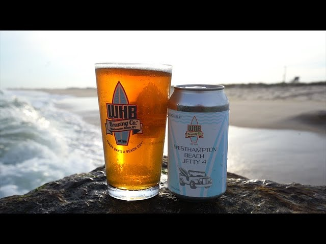 Classic Beverage TV - Westhampton Beach Brewing Company's Jetty 4 Lager