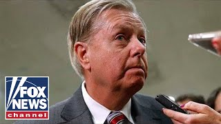 Graham compares Trump to Obama, calls his strategy a 'big win for ISIS'