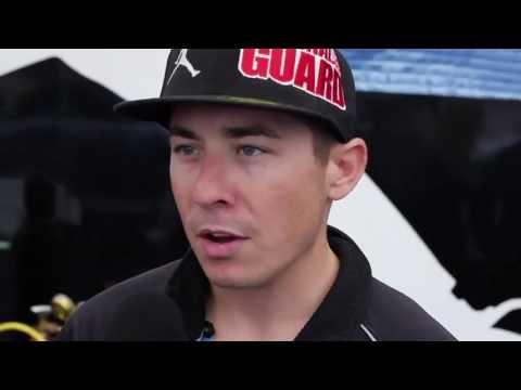 Roger Hayden Weekend Update at Mazda Raceway Laguna Seca - 2013