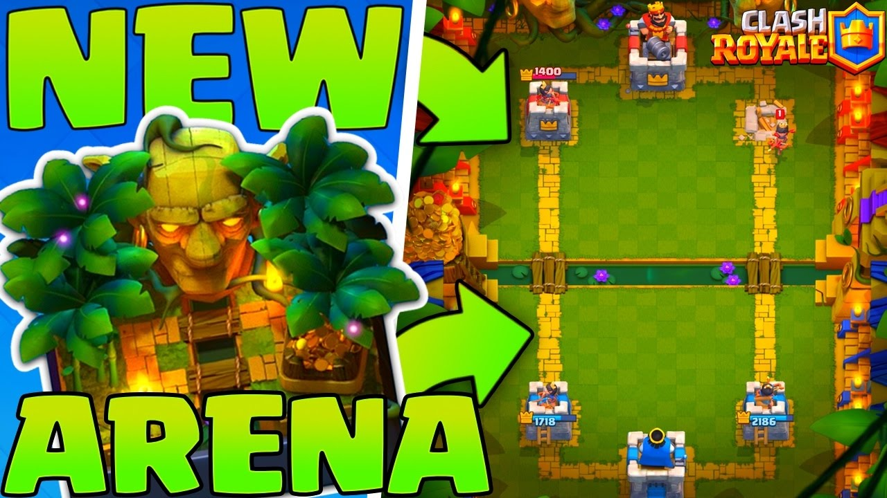 Clash Royale Arena 9
