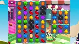 Candy Crush Saga Level 757 No Boosters  Cool Level!
