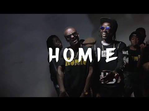 HOMIE (OFFICIAL VIDEO) l MR D & GIDEONAIRE l NEW SONG 2019