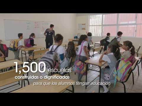 Impulsamos la educación para transformar a Michoacán