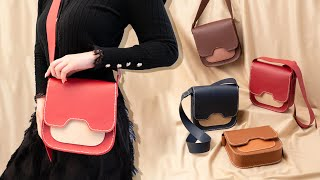 가죽 가방 만들기 DIYㅣMaking a leather…