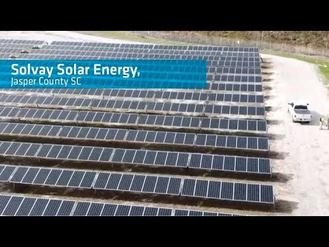 Solar powered: Flavors & Fragrances can be more sustainable! | Solvay