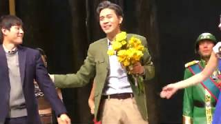 (2020.01.27)뮤지컬 빅피쉬 무대인사(손준호)