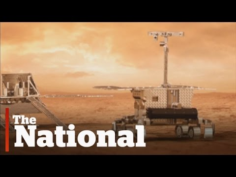 European and Russian space agencies launch rocket to Mars