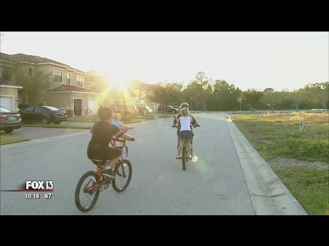Florida HOA asks parents to keep kids quiet outside