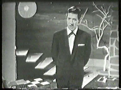 """Michael Holliday """"Starry Eyed"""" Live 1960"""