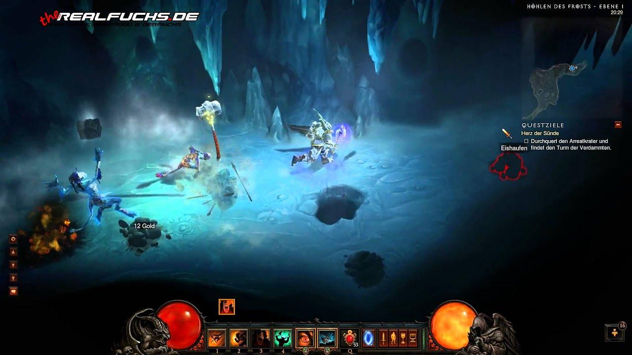 Diablo III - Guide zum Hirtenstab (Pony Level)[de][1080p] - YouTube