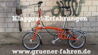 Klapprad-Erfahrungen - gruener-fahren.de