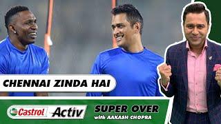 CHENNAI MAKE a COMEBACK   DEL vs RAJ Preview   Castrol Activ Super Over with Aakash Chopra