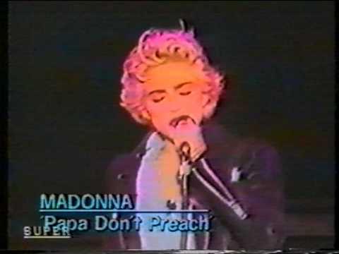 Madonna in Rotterdam 25/8/1987