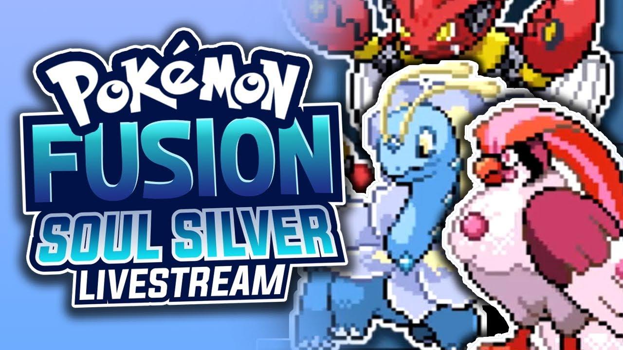 Pokemon soul silver gba rom hack