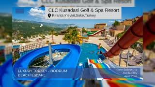 Luxury Turkey - Bodrum Beach Escape | All Inclusive Holidays | Super Escapes