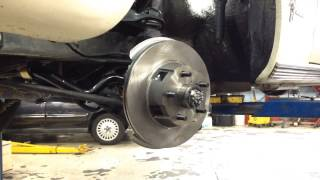 1965 Ford Mustang Disc Brake Conversion