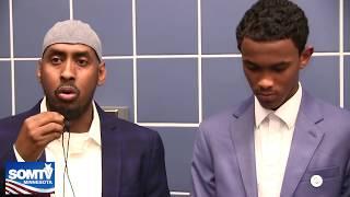 Soo Dhaweeyntii Axmed Burhan oo ku guulaystay Tartanka Quraanka Dubai 2018
