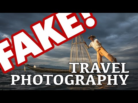 FAKE Travel Photography
