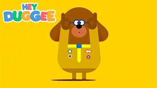 The Glasses Badge - Hey Duggee Series 2 - Hey Duggee