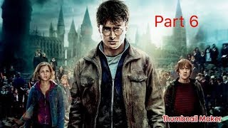Harry Potter and the Half Blood Prince gameplay part 6
