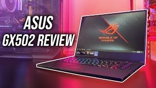 ASUS Zephyrus S (GX502GW) Gaming Laptop Review