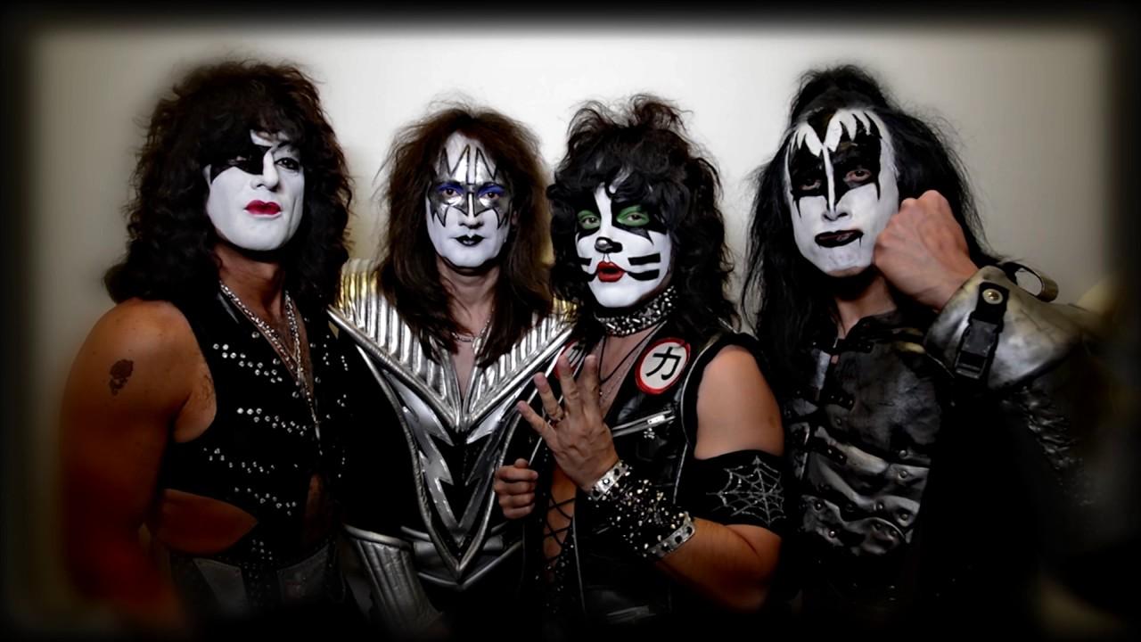 Kiss Sänger