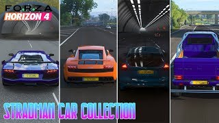 TheStradman 2019 Car Collection - (Forza Horizon 4)