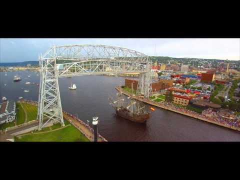 Tall Ships Duluth 2016