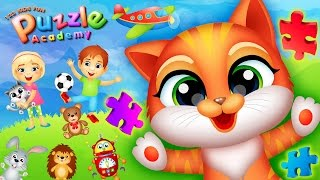 123 Kids Fun Puzzle Academy | Android iPhone iPad app | Puzzles for Kids | Games for Kids