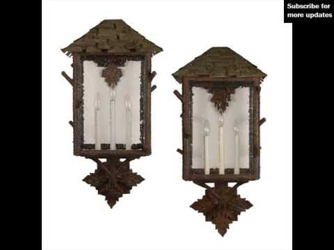 rustic modern wall sconces modern rustic wall sconces
