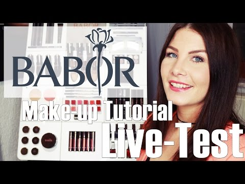 BABOR - ONE BRAND TUTORIAL -  LIVE TEST - FAVORITENROLLEN
