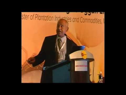NUTRICON 2013: Oils & Fats in Commercial Food Applications by Dr Mahinda Abeywardena