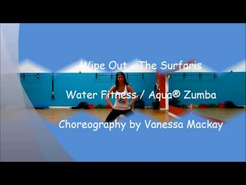 Wipe Out – The Surfaris – Water Fitness / Aqua Zumba