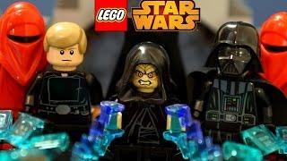 Лего Звёздные Войны 75093 Звезда Смерти Последняя Схватка + Мультфильм Анимация на русском