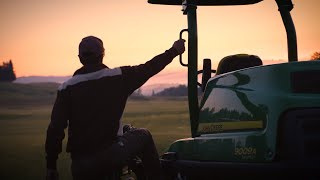 Los mejores campos de golf del mundo confían en John Deere   John Deere ES