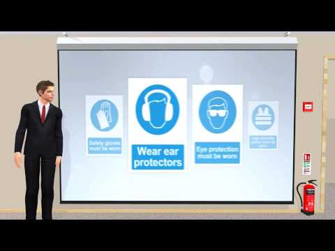 Health & Safety Signs E-Learning Part 4