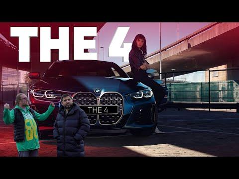 Покатались на BMW THE 4 - Большой тест-драйв