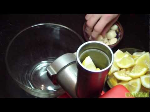 Мед, лимон и чеснок: чистка сосудов в домашних условиях