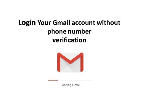How To Login Gmail Account Without Phone Number Verification || Unknown Device Login|| Latest||