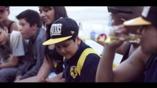 The Poison Kings Ft. Toser, Qba & Nuco - La Calle Mi Escuela | Video Oficial | HD
