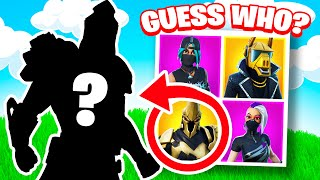 Guess the *NEW* SEASON 10 Skin for LOOT (Fortnite Battle Royale)