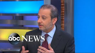 Former U.S. attorney Preet Bharara reacts to Mueller report