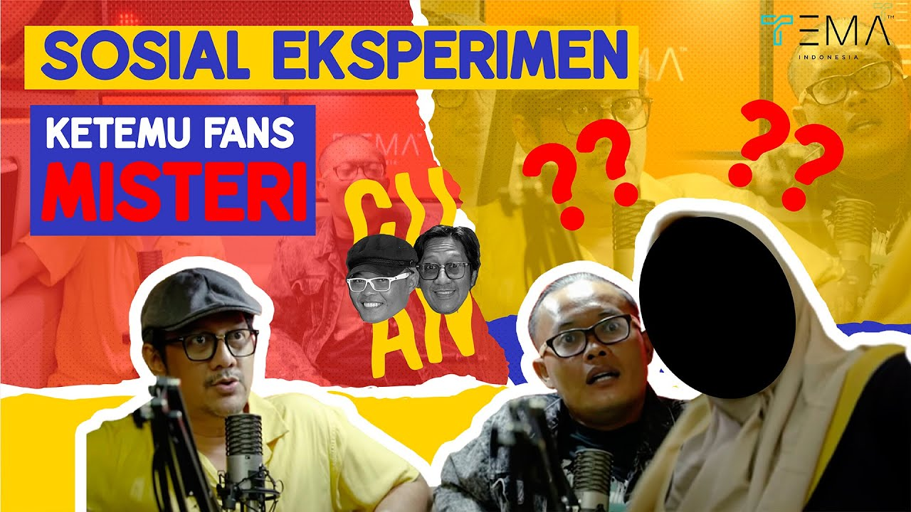 SULE ANDRE KAGET BERTEMU FANS MISTERIUS | REAL LIFE STORY